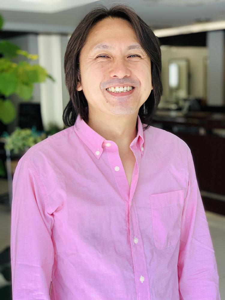 石川修さんの写真